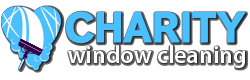 Charity Window Cleaning Logo